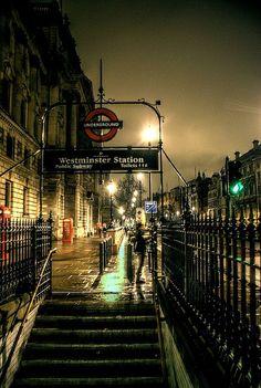 A Wet Westminster