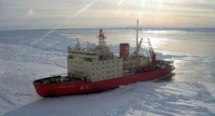 Rompehielos Irízar: a prueba entre los grandes hielos antárticosPatagonia.net
