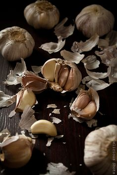 I love garlic, I think if they had to create garlic perfume, I'd be the first to buy it lol