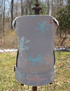 Didymos Geckos Terra Nature (Customized by CRANBERRY CREEK KIDS) Tula Baby Carrier
