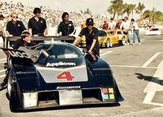 Sports Car Racing, Sport Cars, Scott Pruett, Classic Race Cars, Le Mans, Mustang, Wheels, Sunday, Ford
