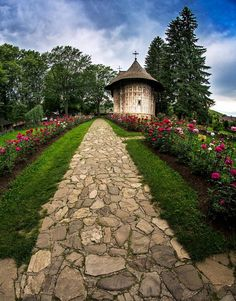 Humor Monastery - Bucovina, Romania - photo by Dumitrescu Catalin Romania Tourism, Romania Travel, The Beautiful Country, Beautiful Places, Village Map, Visit Romania, Europe On A Budget, Bucharest, Places To Go