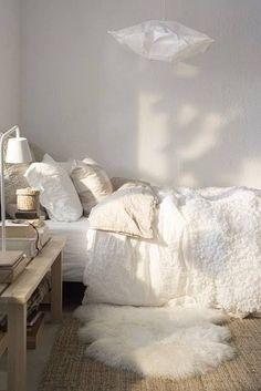 Une chambre cocooning discrète et douce