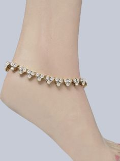 Indian Payal Indian Jewelry delicate and prettttyyyyyy