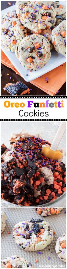 One of our FAVORITE cookies to make! I make them all the time for parties, they're SO GOOD!