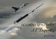 Stylos de luxe - Revendeur agréé Mont-Blanc, St Dupont, Porsche, Sécrid... - Stylos Luxe