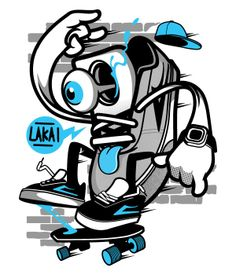 Various Projects/ Character Design 8 by Dermot Reddan, via Behance