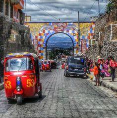 Chichicastenango, quiché, Guatemala