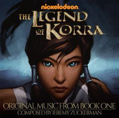 The Legend of Korra: Original Music From Book One Nick Records