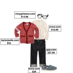 TJ's style guide... <3