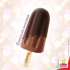 Chocolate Chocobar #chocolate #chocobar #new #range #summer #icecream