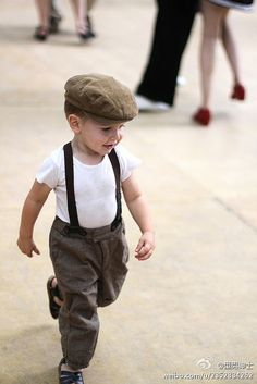 Ok seriously ring bearer outfit.