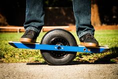 Onewheel :: The Self-Balancing Electric Skateboard by Future Motion