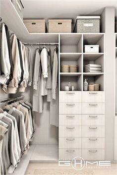 Wardrobe Design Bedroom, Master Bedroom Closet, Bedroom Wardrobe, Bathroom Closet, Small Master Closet, Closet Renovation, Closet Remodel, Walk In Closet Design, Closet Designs