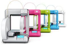 The Cube 3d printer