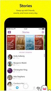 Snapchat 9.39.0.0 - IPA Store