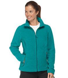 LLBean: Women's Fitness Fleece, Jacket | Paragon promo | Pinterest ...