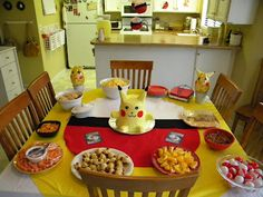 awesome idea #Just A Frugal Mom: Pokemon Birthday Party