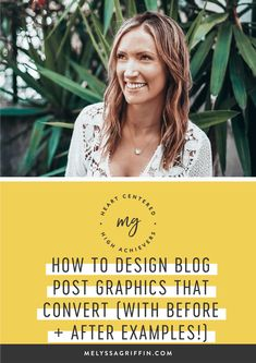 Learn how to create beautiful pinterest pins and grow your blog traffic! You'll get creative entrepreneur tips on pinterest pin ideas and pinterest hacks to grow your blog. #melyssagriffin, #bloggingforbeginners #pinterestpins #pindesign #pinteresttips