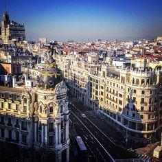 We <3 Madrid. Photo courtesy of rachelmgraf on Instagram.