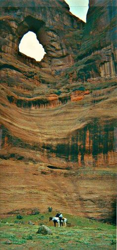 Canyon de Chelly National Park, Arizona.