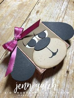 Debbie's Designs: 3D Thursday and a FREE Project Sheet!