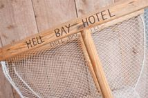 Beautiful hotel on Bryher, The Isles of Scilly