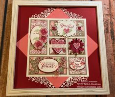 My Forever Lovely Sampler WOW Class to GO! is filled with all sorts of goodies, including a pre-cut kit. It also qualifies for a FREE Sale-a-Bration item. Miss You Cards, Wink Of Stella, L Love You, Ink Pads, Small Flowers, Something Beautiful, Logs, Happy Valentines Day, Stampin Up