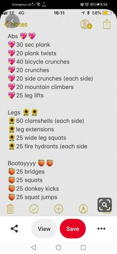 Summer Body Workouts, Gym Workout For Beginners, Body Workout At Home, Gym Workout Tips, At Home Workout Plan, Hip Workout, At Home Workouts, Workout Routines, Workout Plans