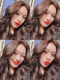Jooheon, K Pop, South Korean Girls, Korean Girl Groups, Kim Chungha, Choi Yoojung, Ulzzang Korean Girl, Dye My Hair, Korean Makeup