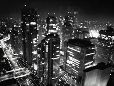Tokyo Wallpapers Black And White Phone