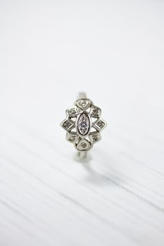 Filed under: If the Chrysler Building were a ring. #etsy