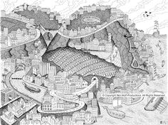 "Not-Wolf-Productions - ""Coastal Village"""