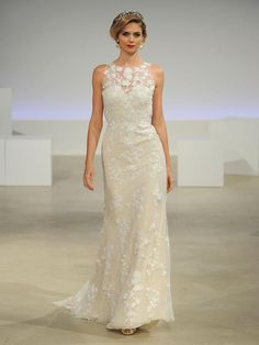 Anne Barge Fall 2017: Utterly Romantic Wedding Dresses With Modern Touches | TheKnot.com