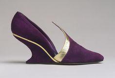 Salvatore Ferragamo: Shoes (1973.282.6) | Heilbrunn Timeline of Art History | The Metropolitan Museum of Art - chopines