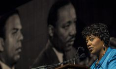 8/10/16 - Bernice King (daughter of MLK) shares her thoughts about those who flirt with assassination of political rivals