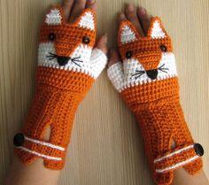EXPRESS CARGO renard à motifs de gants gants de par formalhouse