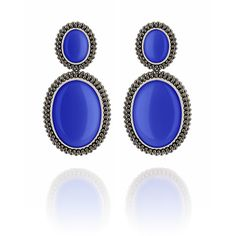 Carla Amorim Cassis Earring ❤ liked on Polyvore