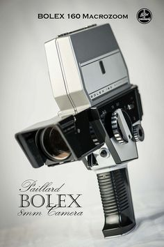 """""""Bolex"""", said one. """"Looks all right to me."""", said another. Oh how they laughed all over again."""
