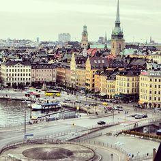 Ruotsi / Tukholma