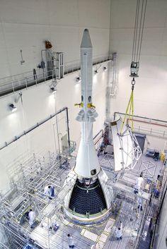 Assembling Orion
