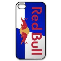Red Bull Designer Logo #iPhone 4/4S Case - http://tryth.at/em8he