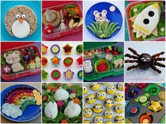 Eats Amazing UK - Creative Food and Bento Lunches - fun healthy food for kids