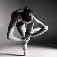 Amazing Balance...