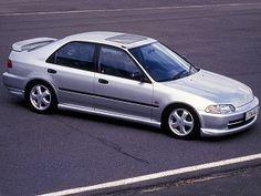 Honda Civic VTi Sedan (1991 - 1995).