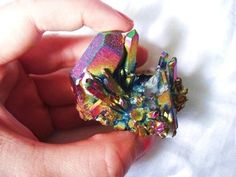 Chrystal multicolor
