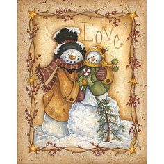 Snow Folk Love