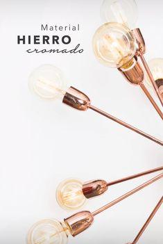 Detalles HIERRO CROMADO en JOY MARKET