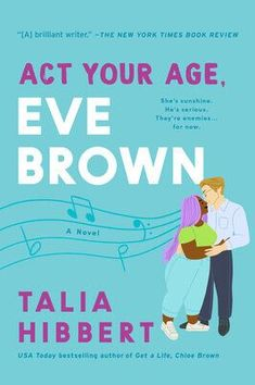Act Your Age, Eve Brown is one of the best romance novels of 2021. Check out the entire list of best romance novels of 2021. New Romance Books, Best Romance Novels, New Books, Good Books, Funny Romance, Get A Life, The Life, Popsugar, New York Times