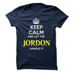 JORDON KEEP CALM Team - #comfy sweatshirt #maroon sweater. GET YOURS => https://www.sunfrog.com/Valentines/JORDON-KEEP-CALM-Team-57285912-Guys.html?68278
